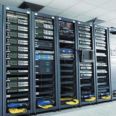 Power cut monitoring in datacentres